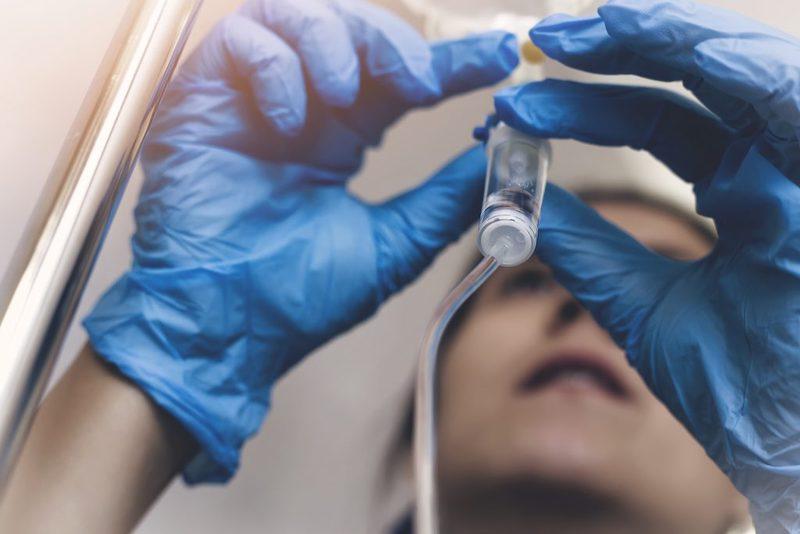 Surgery for Crohn's treatment